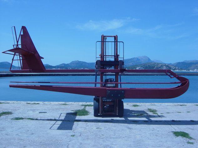 desarrollo hidroavion