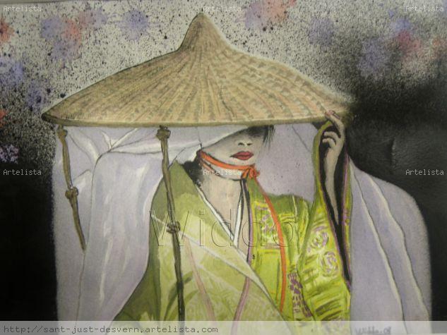 geisha original mannu widdo  artelista