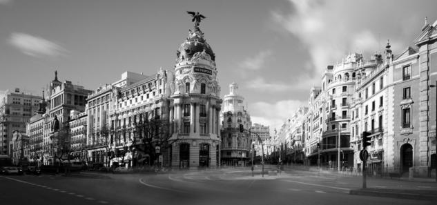 Metrópolis Blanco y Negro (Digital) Arquitectura e interiorismo