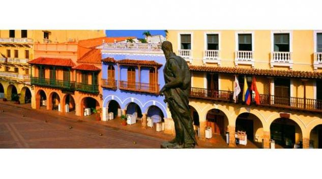 Cartagena-Los Balcones de la Plaza