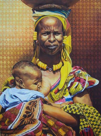 Leite de Mãe | Cuadro