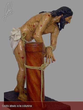 Cristo atado a la columna Otros Figurativa