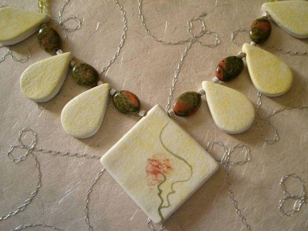 ceramica piedra natural cristal Joyería Joyería y Bisutería
