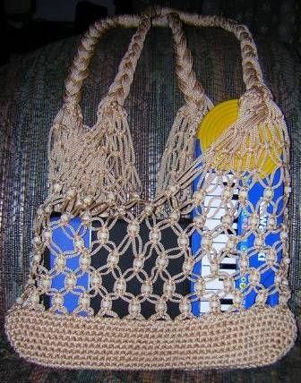 summer  bag Modistería y Patronaje Textil