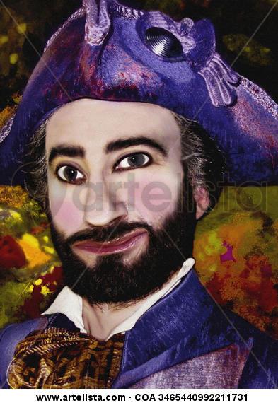 Don Nicanor Color (Química) Retrato
