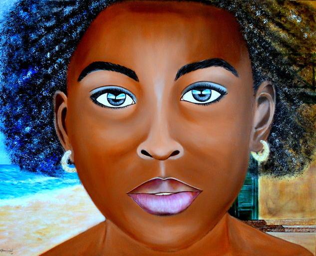 mirada del senegal (africa)