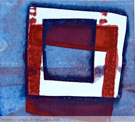 a janela para o meu mundo Serigrafía