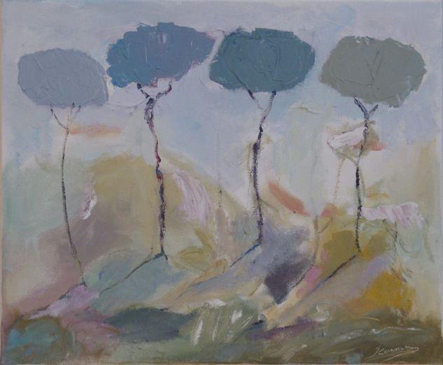 árboles como nubes 3
