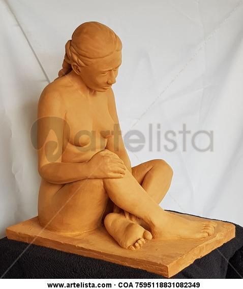 Desnudo nº 3 Terracota Figurativa