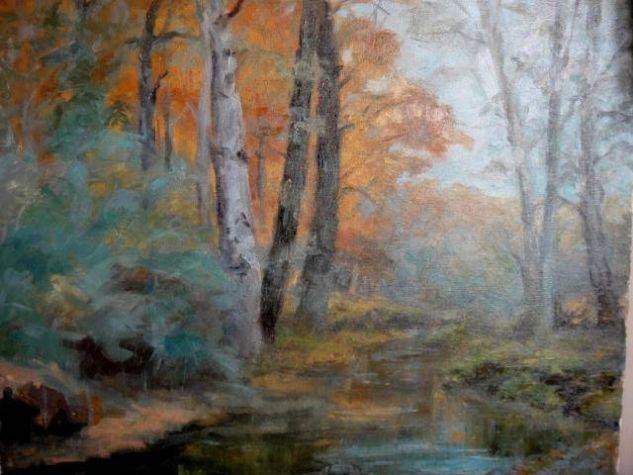 otoño en el hayedo