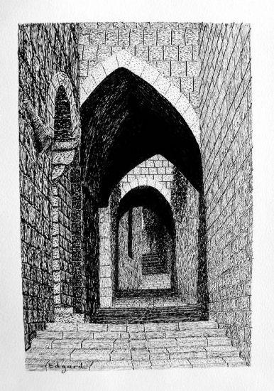 JERUSALEM 7 Tinta