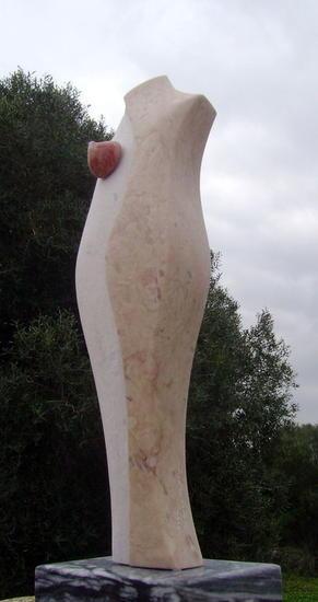 Feminino XX Piedra Figurativa