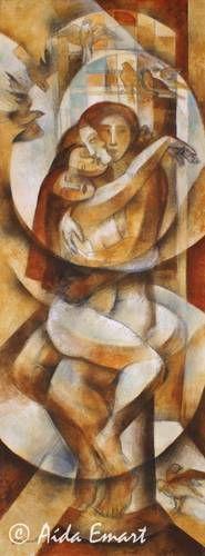 La columna del beso - Aida Emart - artelista.com