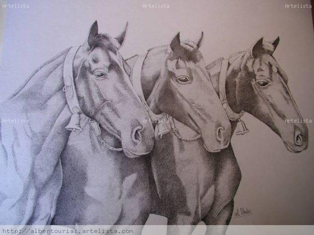caballos Tinta