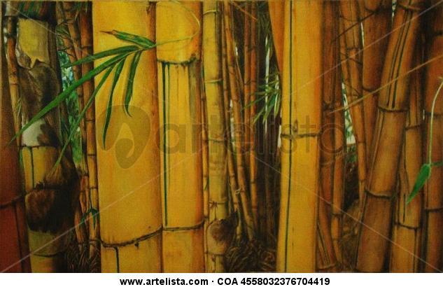 Bamb horacio obaya for Color bambu pintura