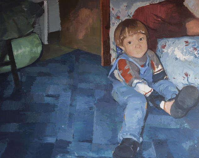 Tiempos pasados Retrato Óleo Lienzo