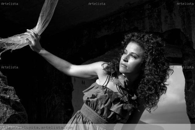 Fairy tales Publicidad y moda Blanco y Negro (Digital)