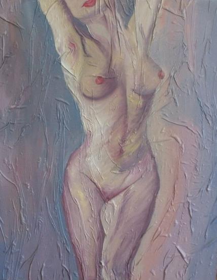 Mujer  Desnudos Óleo Otros