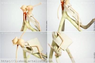 aurora de mansinho Cerámica Figurativa