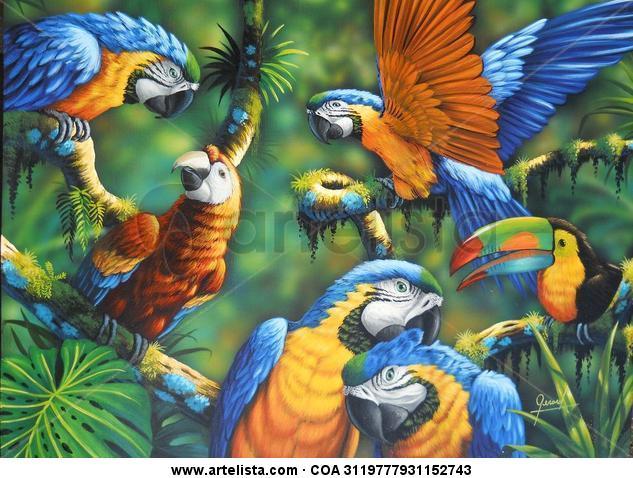 lapas Tela Otros Animales