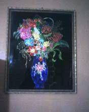 Florero De vidriera Floral Otros