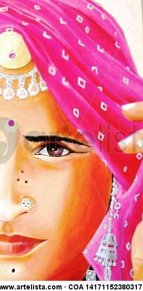 mirada de jaipur-media cara