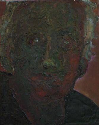 Mi Abuela Retrato Óleo Tela