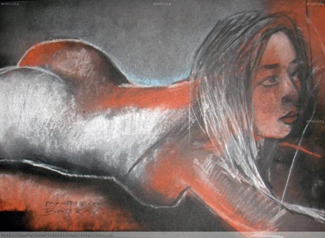 schizofrenia Papel Tinta Desnudos