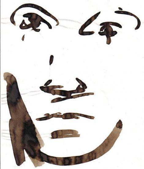 rostro 6 Tinta