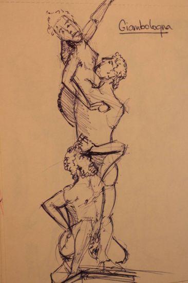 cuaderno de bocetos187 Tinta
