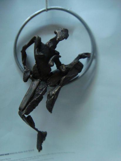 SELENE, Septiembre Bronce Figurativa