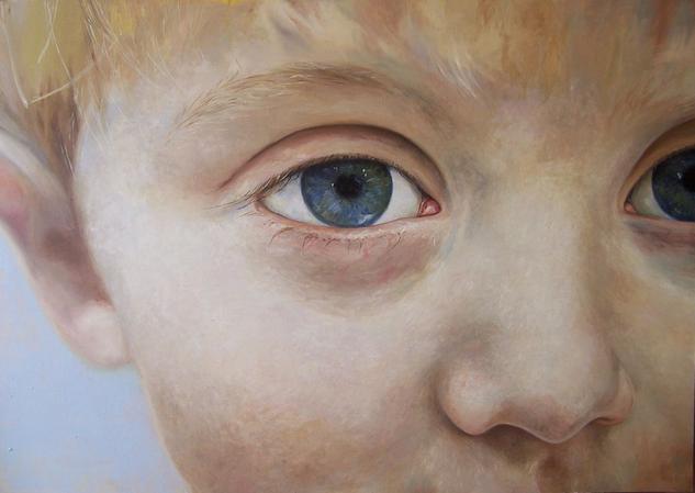 S/T Panel Oil Portrait