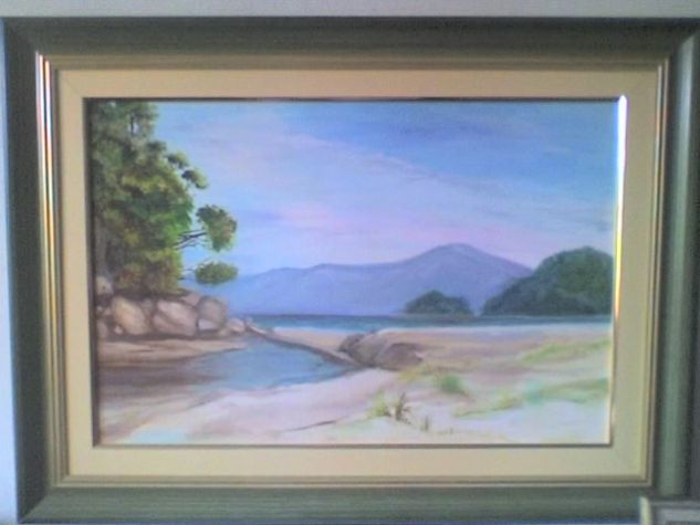 COLINAS Oil Canvas Landscaping