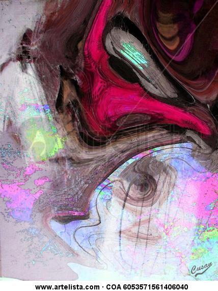 Pintura digital Serie Licua 1