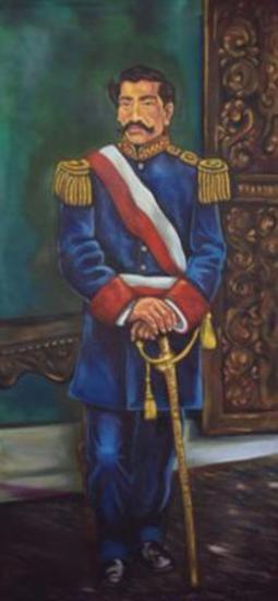 CORONEL MARIANO HERENCIA ZEVALLOS DE CHAPIMARCA