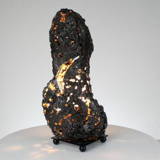Lámpara metálica 99-21 Abstracta Metal