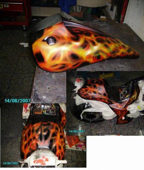 Harley Davidson Sueca Iron