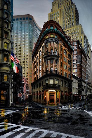 New York #65 Paisaje Otros Otros