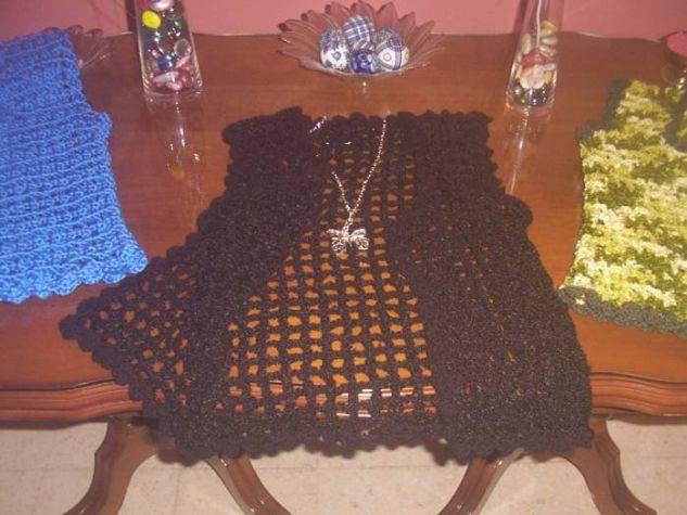 chaleco de hilo Textil Modistería y Patronaje