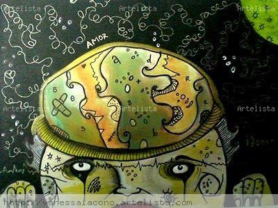 Gaia: La Tierra tiene algo que decir Acrílico Otros Otros