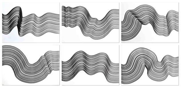 Composition No. 124 Tinta