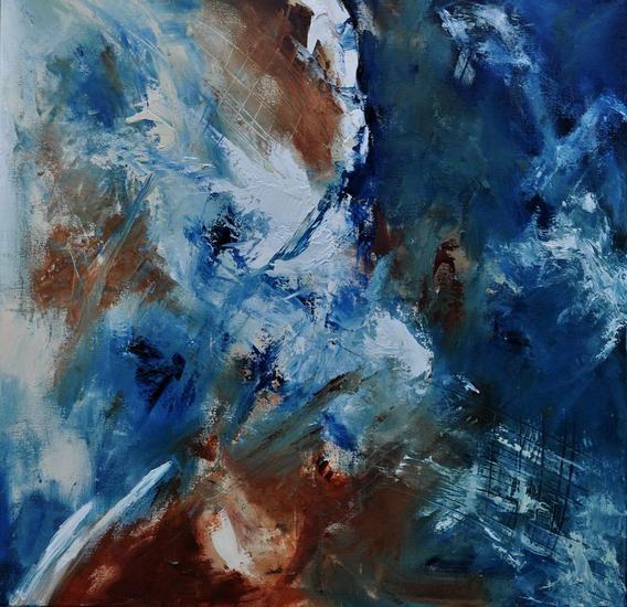 abstract 77219041 Lienzo Acrílico Otros