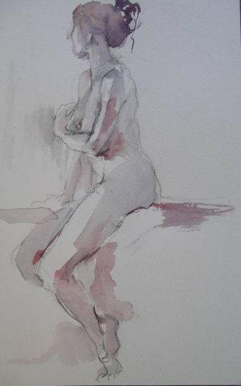 desnudo femenino ii