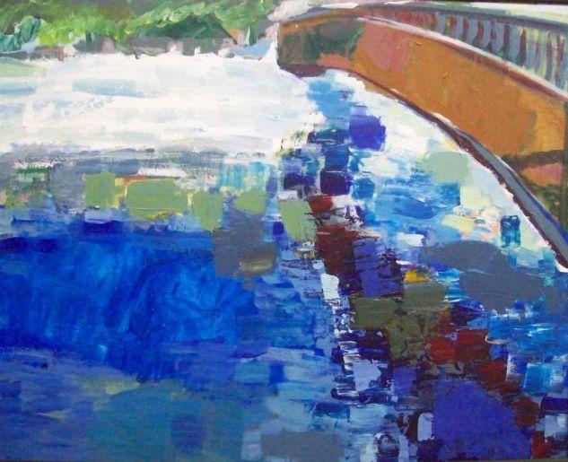 puente y rio