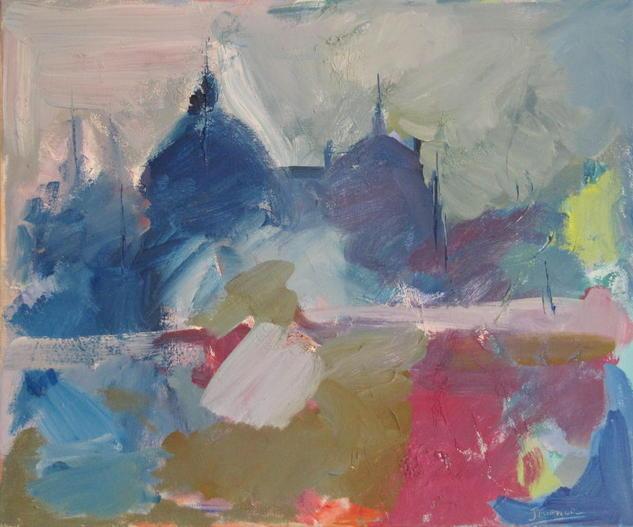 templo abstracto