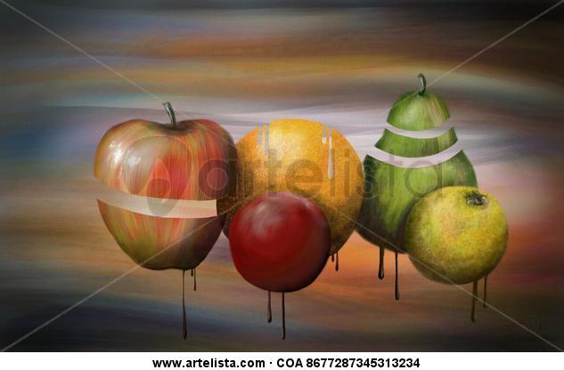 fruta Otros Media Mixta Bodegones