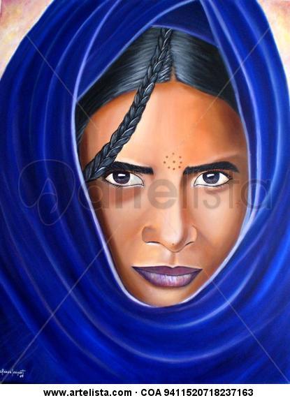 mirada tuareg