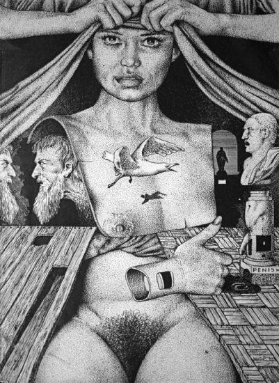Tinta china: Lo que somos (1986) Ink