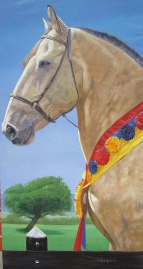 pimpinela Canvas Oil Animals
