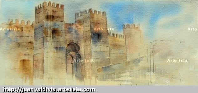 Castillo de ba os de la encina ja n juan valdivia - Castillo de banos de la encina ...